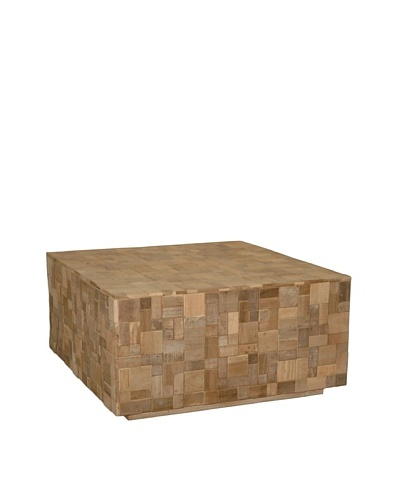Jeffan Sequoia Square Coffee Table
