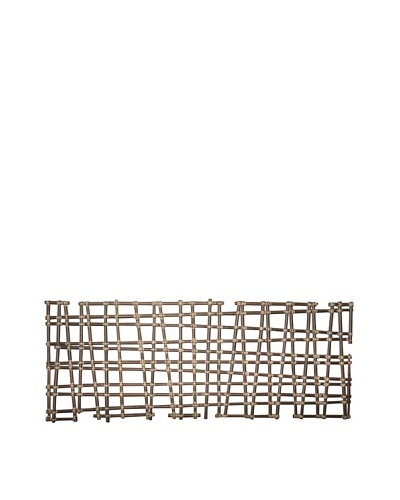 Jeffan Novus Rattan Wall Décor