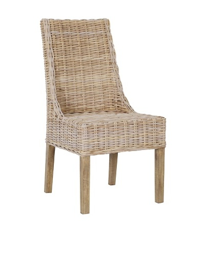 Jeffan Audrey Dining Chair, Natural