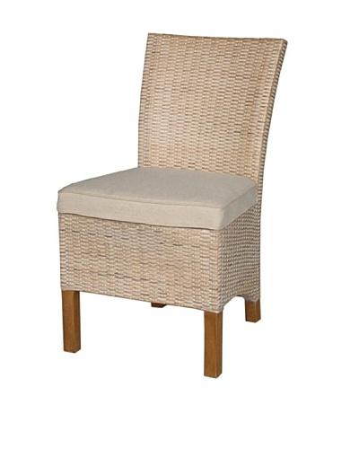 Jeffan Hailey Side Chair, White