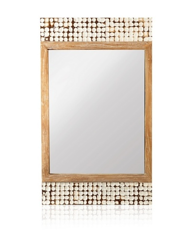 Jeffan New Hampton Rectangle Mirror