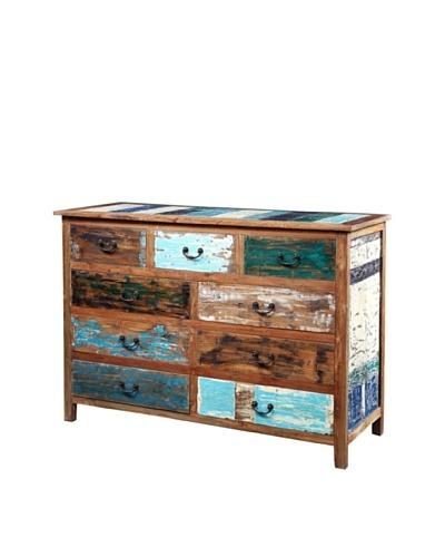 Jeffan Macedon 9-Drawer Dresser