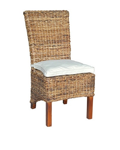 Jeffan Farania Side Chair, Natural