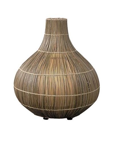 Jeffan International Kalmia Table Lamp, Hyget Cream, Large