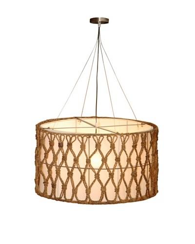 Jeffan International Jaden Hanging Lamp W/ Liner
