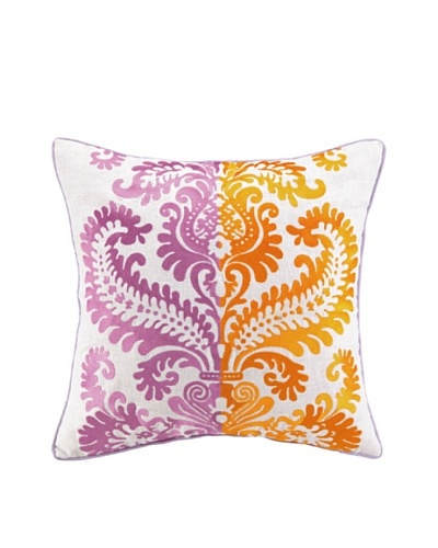 Jennifer Paganelli Barcelona Jamie Pillow, Pink