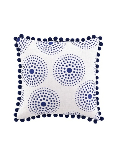 Jennifer Paganelli Antonia Pillow, Blue