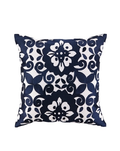 Jennifer Paganelli Cassandra Embellished Down Pillow, Blue, 20 x 20As You See
