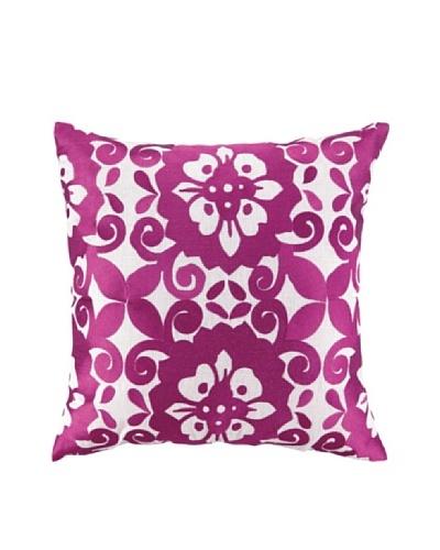 Jennifer Paganelli Cassandra Embellished Down Pillow, Pink, 20 x 20