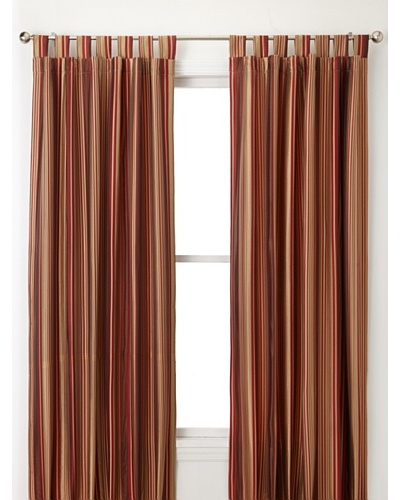 Jennifer Taylor Home Collection Set of 2 Alice Curtain Panels, Multi