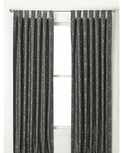 Jennifer Taylor Home Collection Set of 2 Anna Curtain Panels, Multi