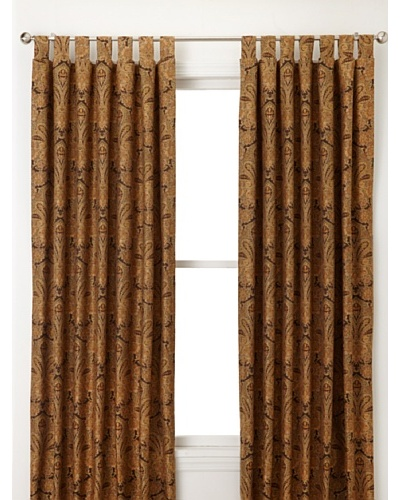 Jennifer Taylor Home Collection Set of 2 Rachel Curtain Panels, Multi