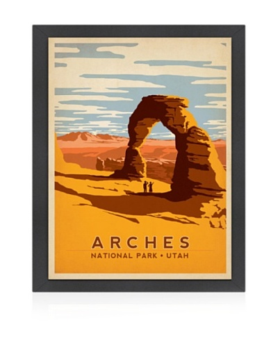 American Flat Arches National Park