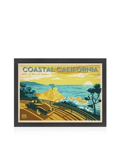 American Flat Coastal California