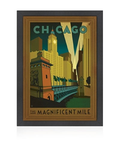 American Flat Chicago: Magnificent Mile