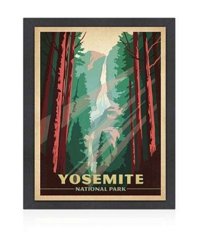 American Flat Yosemite National Park