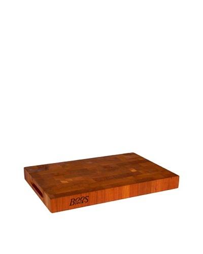 John Boos American Cherry Chopping Block, 18 x 12 x 1.75