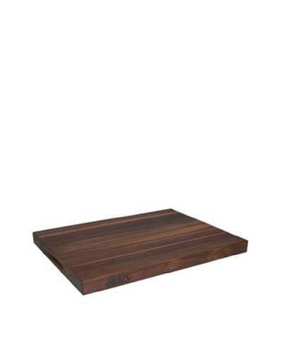 John Boos Reversible Walnut Cutting Board with Grips, 29 x 23 x 1.75
