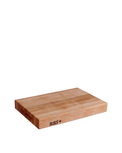 John Boos Reversible Maple Cutting Board, 18 x 12 x 2.25