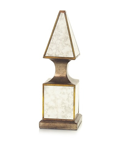 John-Richard Collection Mirrored Topiary Form, Small