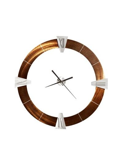 Jon Gilmore Decoround Roman Clock