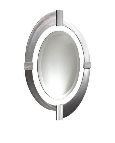 Jon Gilmore Intersections Oval Mirror