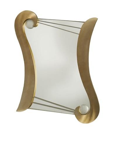 Jon Gilmore Swooshball Mirror [Silver/Bronze]