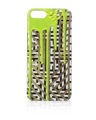 Jordan Carlyle Running Yellow iPhone 5 jCase