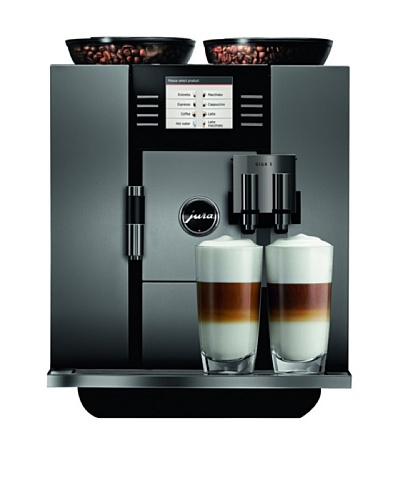 Jura-Capresso Giga 5 Automatic Coffee Center, Aluminum