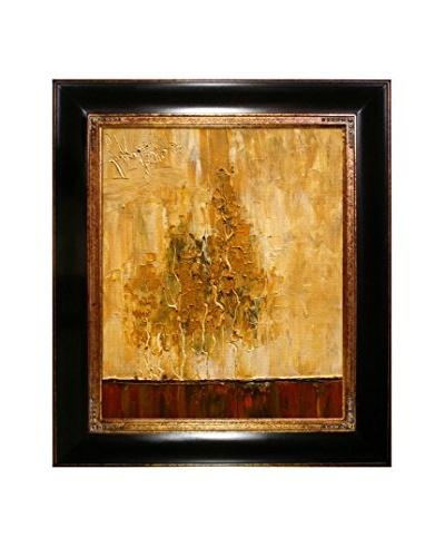 Justyna Kopania Autumn (Abstract) II Framed Giclée on Canvas