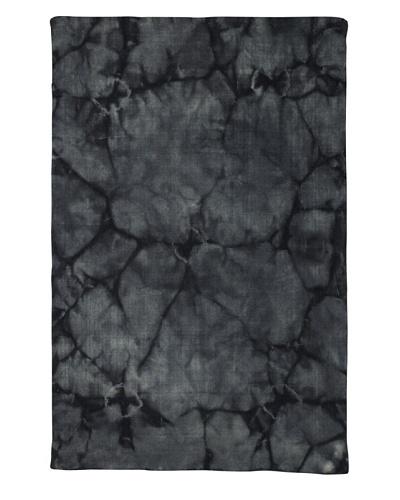 Kabir Handwoven Rugs Inspirations Rug [Smokey Black]