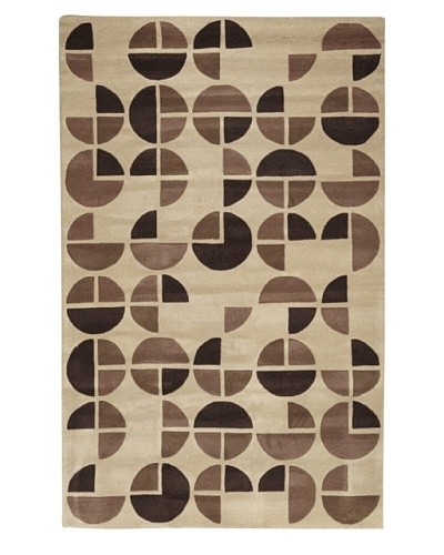 Kabir Handwoven Rugs Contemporary Rug