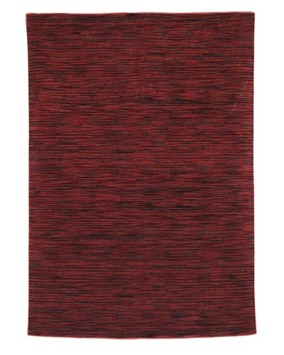 "Kabir Handwoven Rugs Wonders Select Rug, Bordeaux, 5' 3"" x 7' 6"""