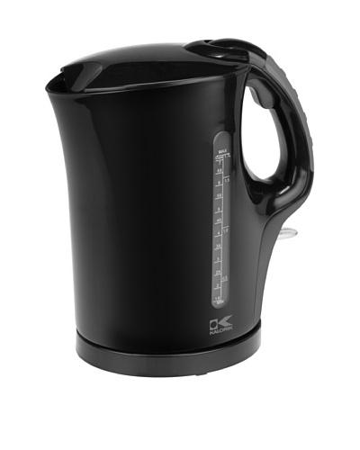 Kalorik Water Kettle, 1.75-Quart, Black