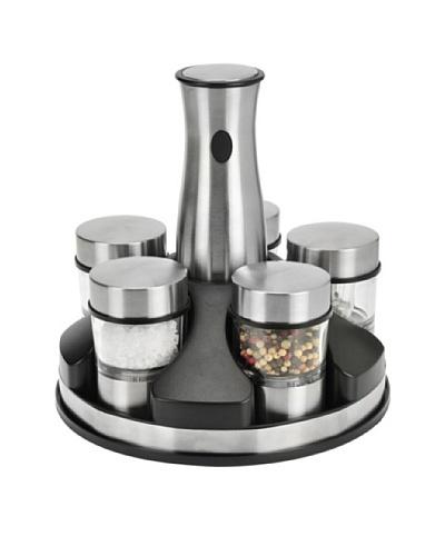 Kalorik Pepper & Salt Grinder Set, Stainless Steel