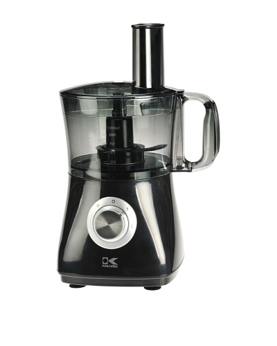 Kalorik 4-Cup Capacity Food Processor [Black]
