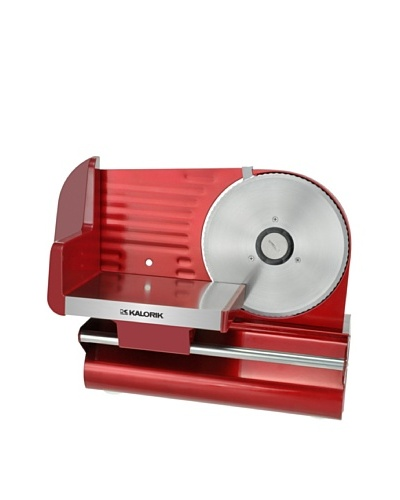 "Kalorik 200-Watt Electric Meat Slicer with 7.5"" Blade"
