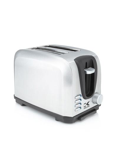 Kalorik Stainless Steel Toaster, 2-Slice