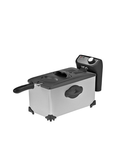 Kalorik Stainless Steel Deep Fryer, 4-QuartAs You See