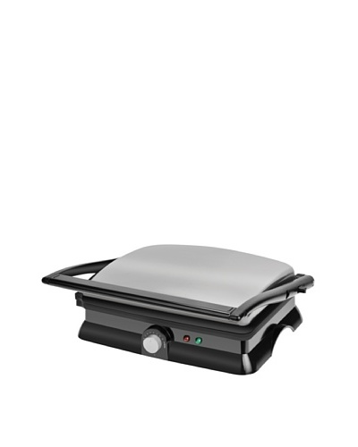 Kalorik 1400-Watt Non-Stick Contact Grill and Panini Maker