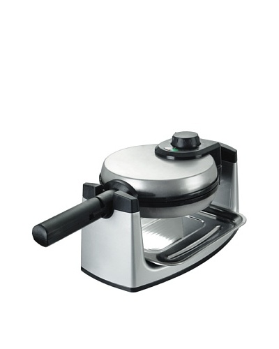 Kalorik Rotate Stainless Steel Waffle Maker [Stainless Steel]