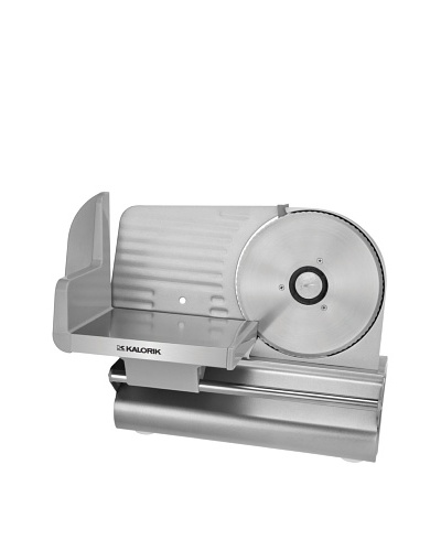 Kalorik 200-Watt Electric Meat Slicer with 7.5 Blade