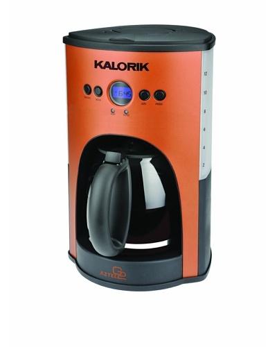 Kalorik 1000-Watt 12-Cup Programmable Coffeemaker