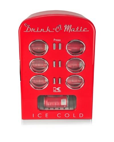 Kalorik Mini Cooler, Red