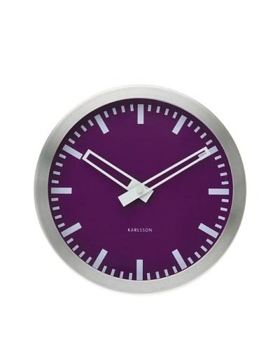 Karlsson Colour Splash Wall Clock