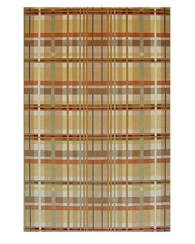 Kas Plaid Rug