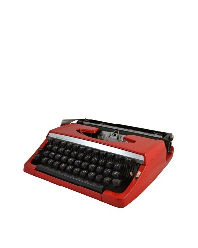 1965 Sears Portable, Red