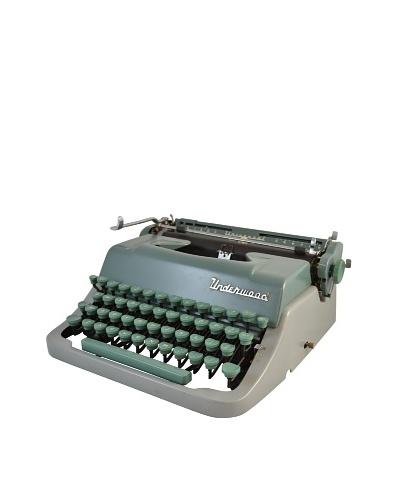 1953 Underwood Universal, Blue Green