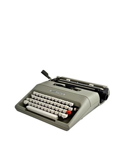 1973 Olivetti Lettera 35, Grey