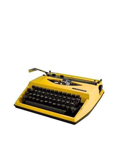 1961 Adler Tippa-S, Yellow